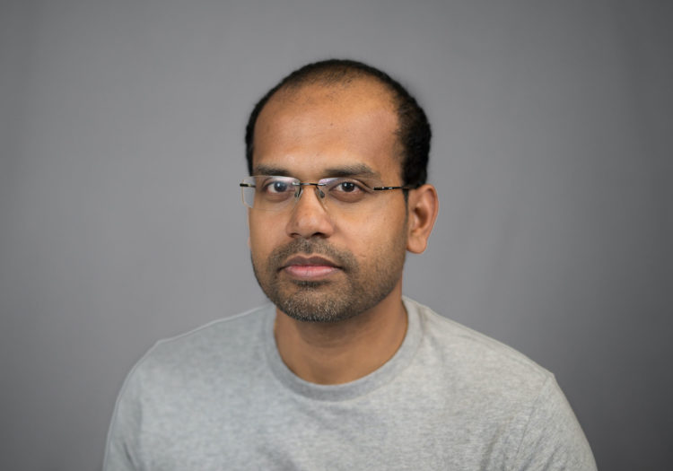 Portrait Barath Thiruthanigasalam