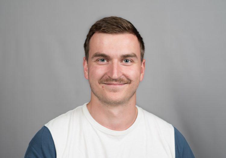 Portrait Janick Suter