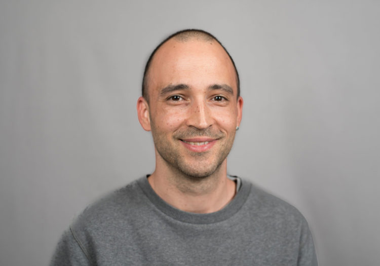 Portrait Marco Ghirardi
