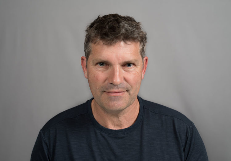 Portrait Roland Kuhn