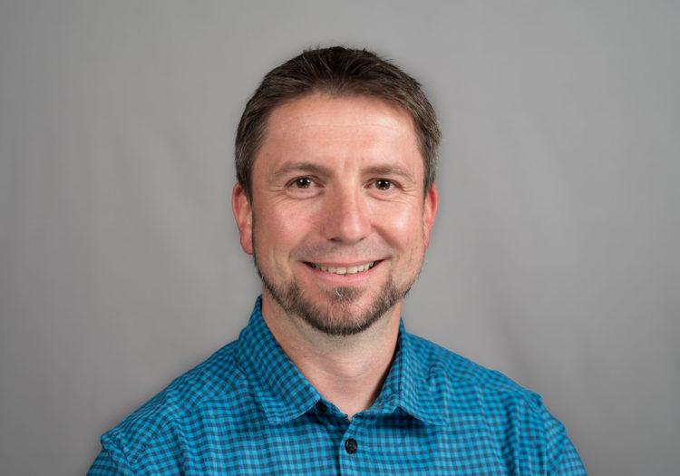 Portrait Steve Müller